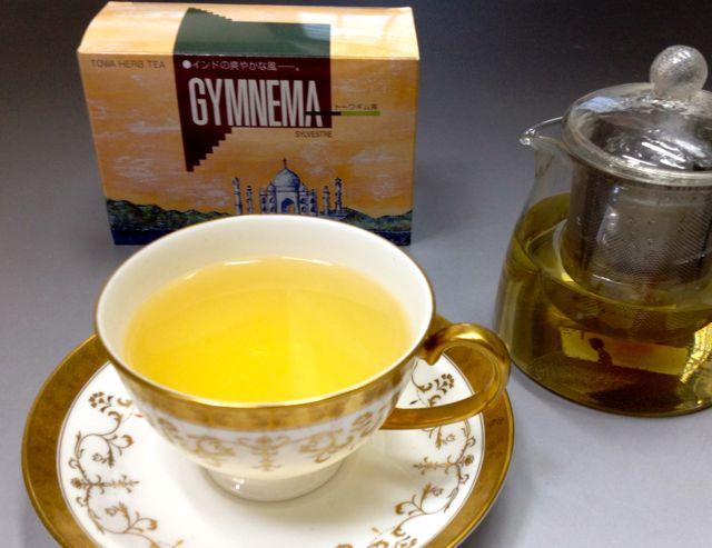 素肌美エールオススメのトーワギムネマ茶、砂糖の摂取を制限します