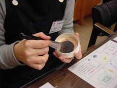 イナータスナチュラルパウダー粉白粉の使い方1